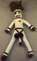 Кукла вуду своими руками в домашних 10